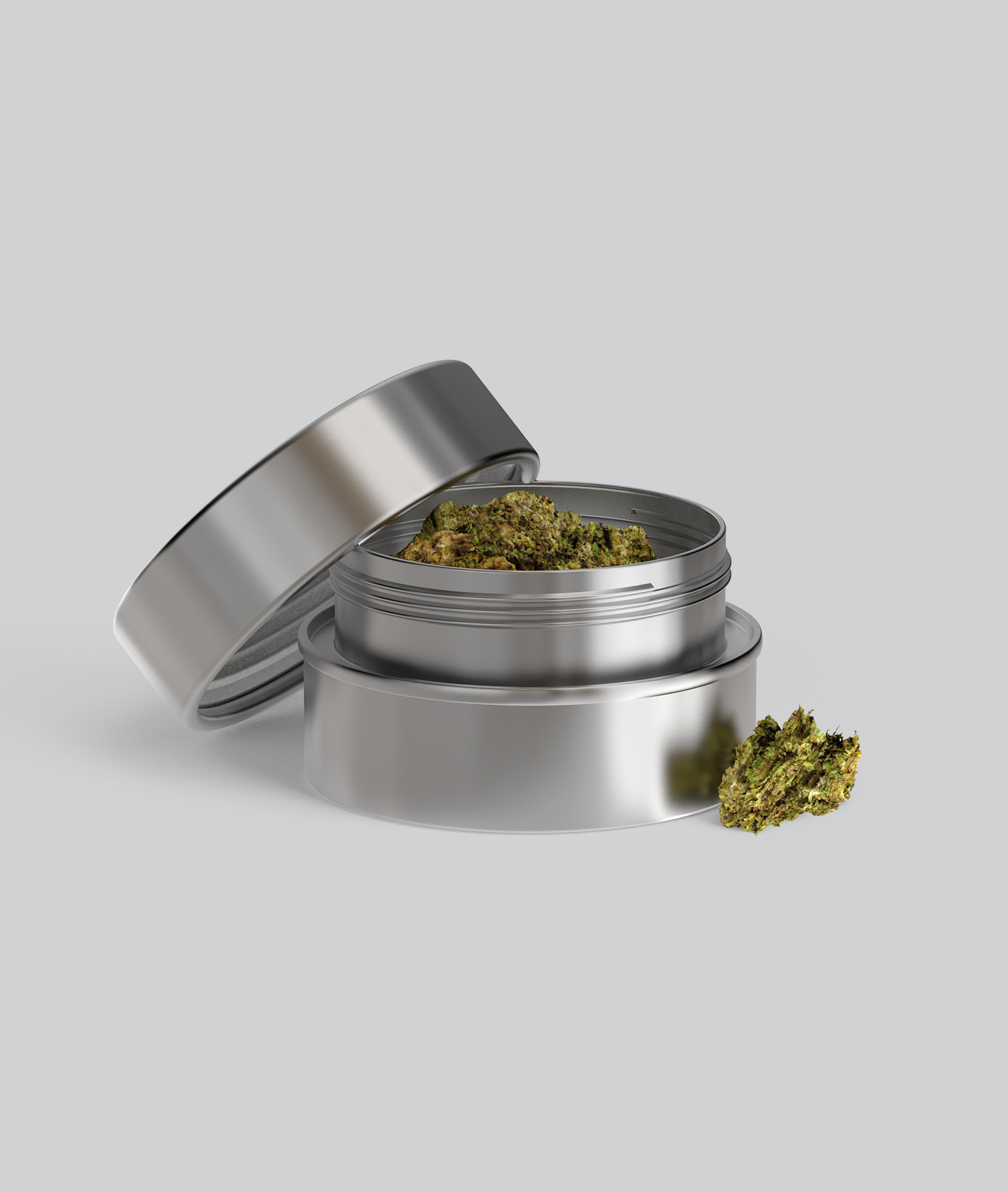 cbd-small-tin-containers