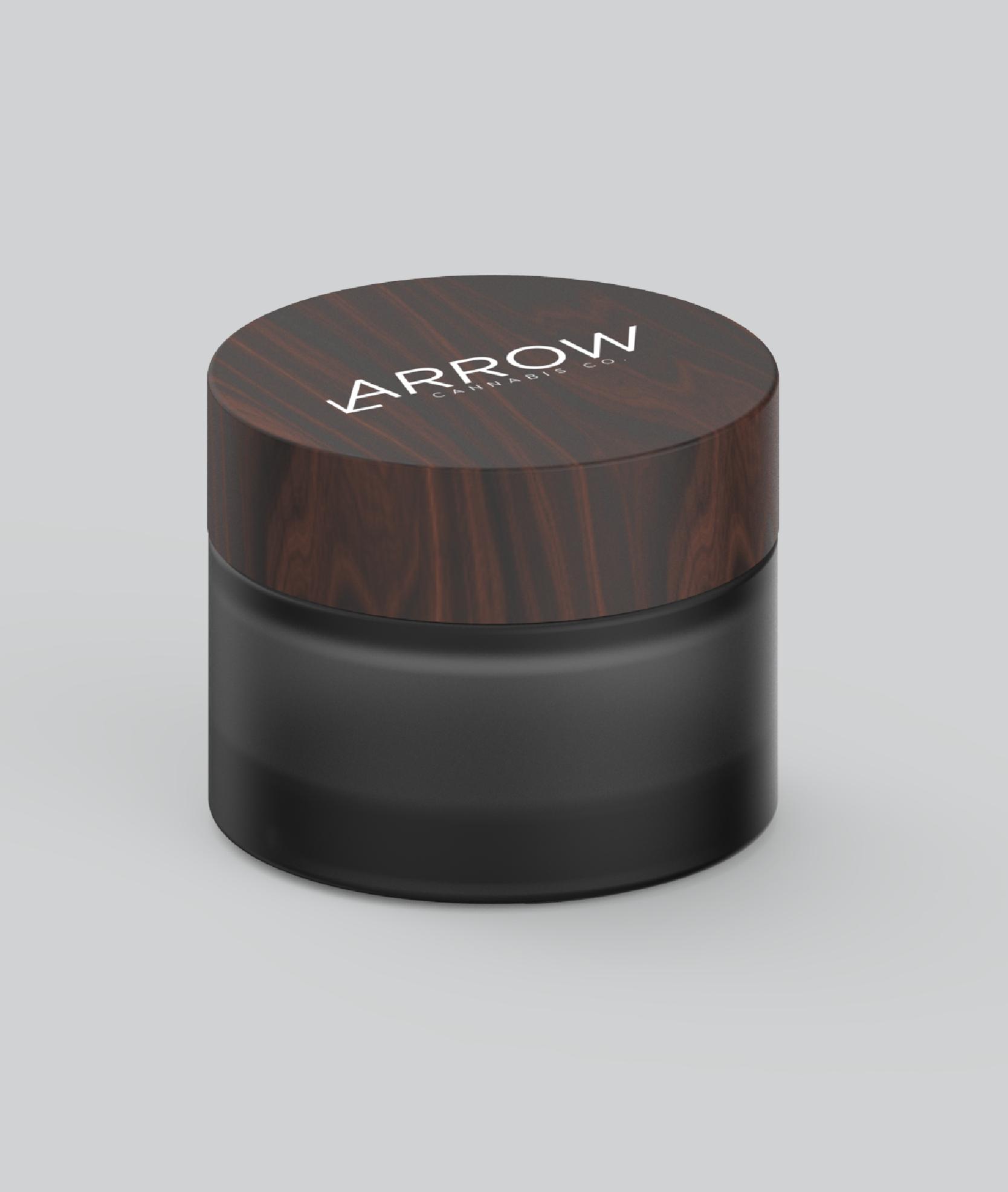 Arrow-custom-airtight-glass-jars