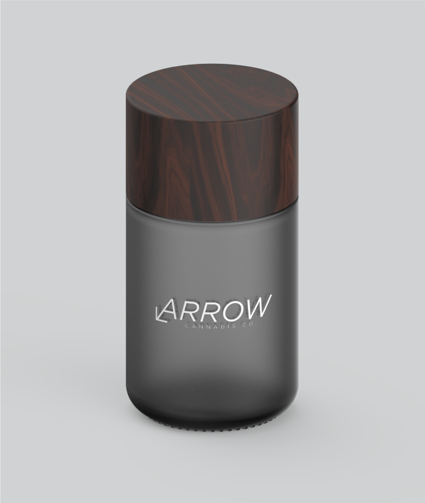 Arrow-custom-glass-salve-jars