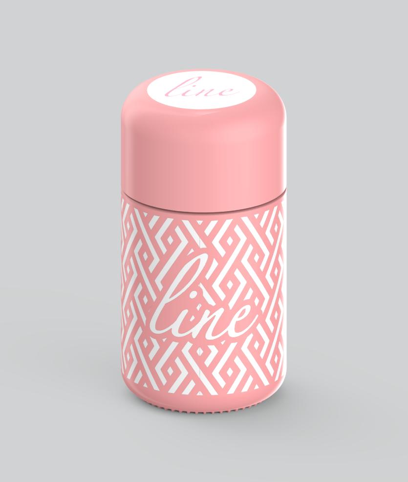 line-custom-jar-labels